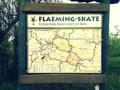 scieżki Fleaming-Skate