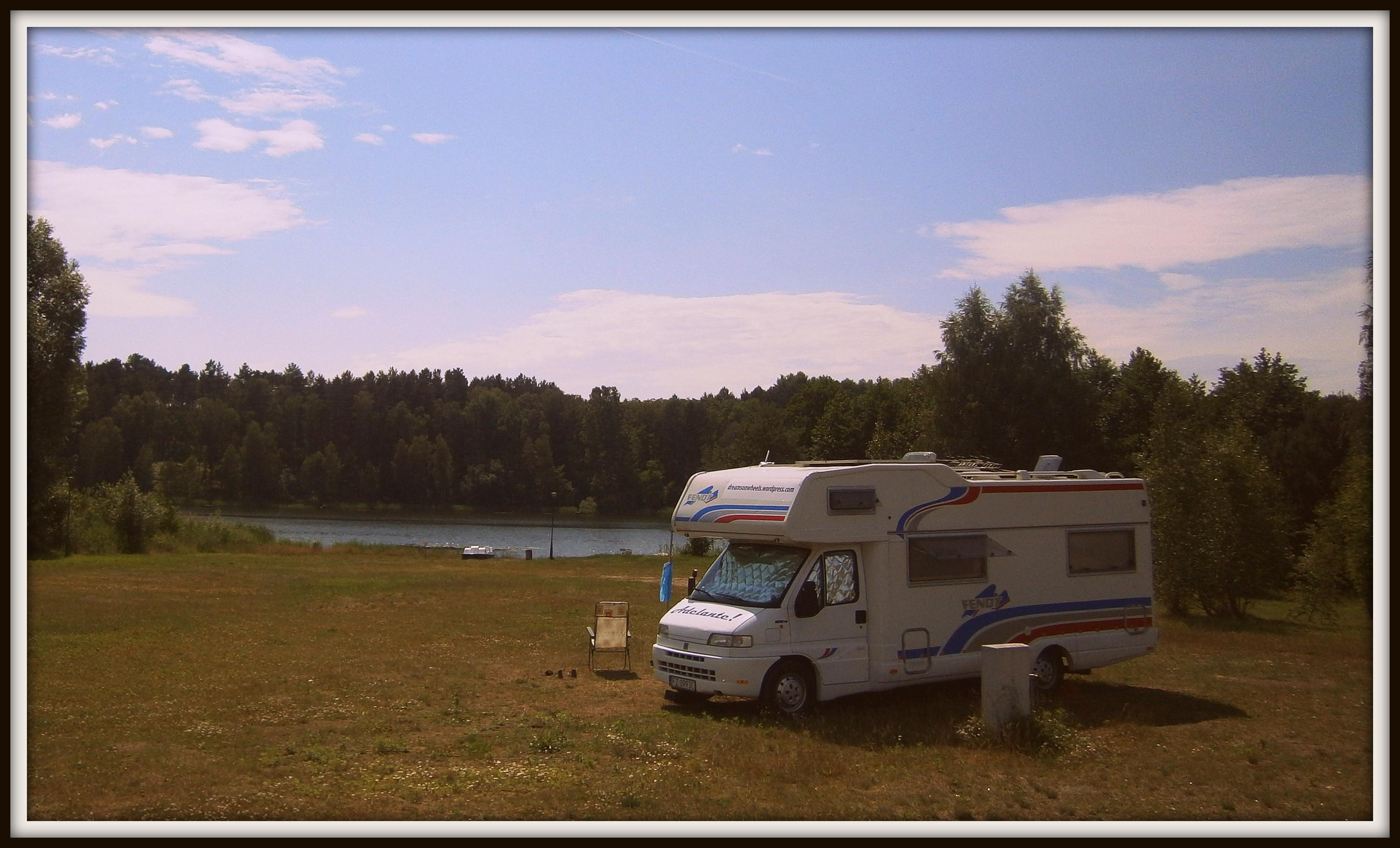 Camping Marina, Ostrów