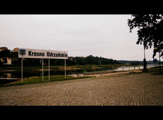 przystań w Krośnie