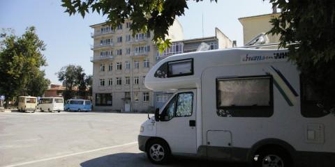 Parking w Edirne