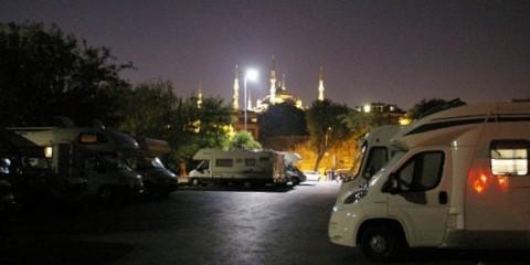 Parking Kennedy Cadessi, Istanbul
