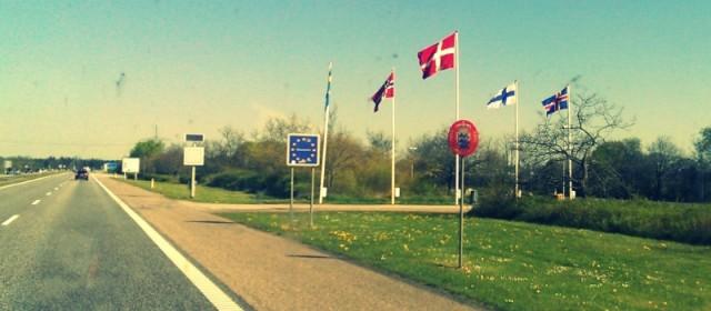 My, dzieci z Bullerbyn, czyli pierwsze dwa dni w Danii