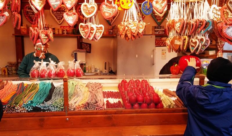 W poszukiwaniu świątecznej atmosfery, czyli przygraniczne Weihnachtsmarkt
