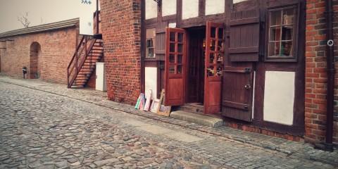 Krzywa Wieża i Galeria Przydasię, Toruń