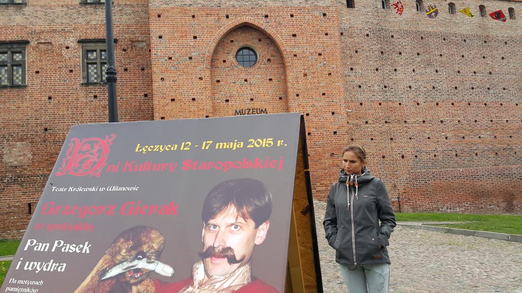 Zamek Łęczyca 2