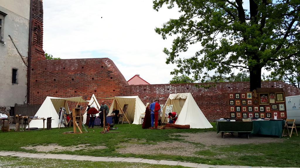 Zamek Łęczyca