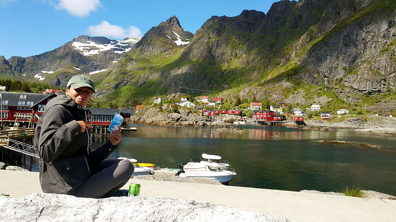 A, Norwegia