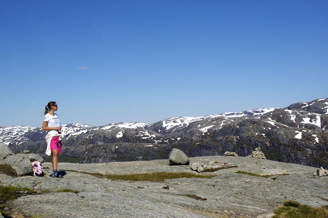 Kjerag, Lysefjord, Norwegia