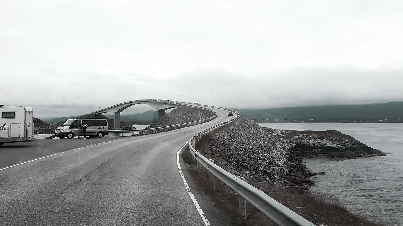 Norwegia – mity.