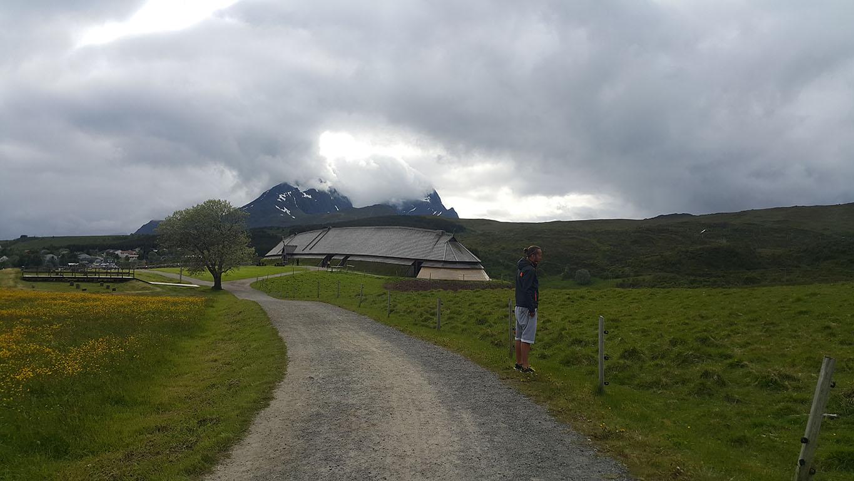 Muzeum Wikingów Lofotr