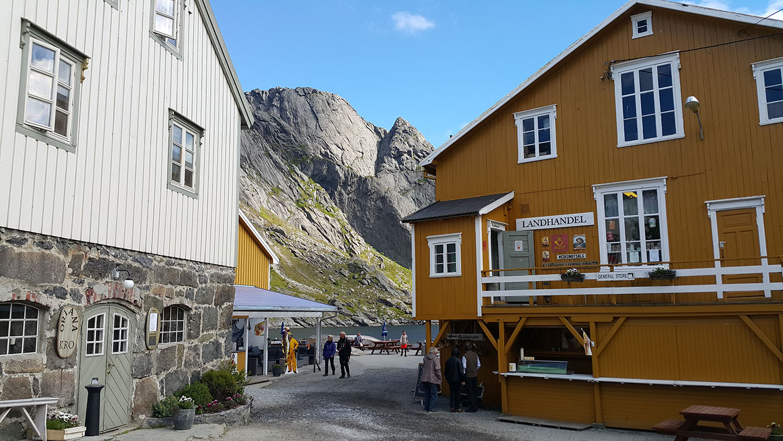 Nusfjord_2, Lofoty