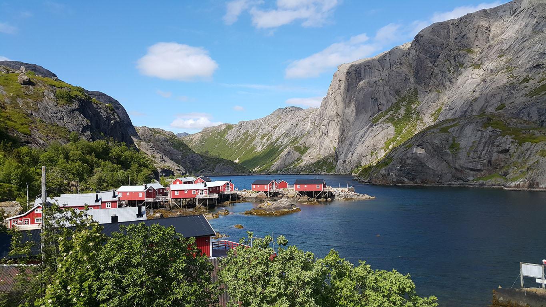 Nusfjord_7, Lofoty