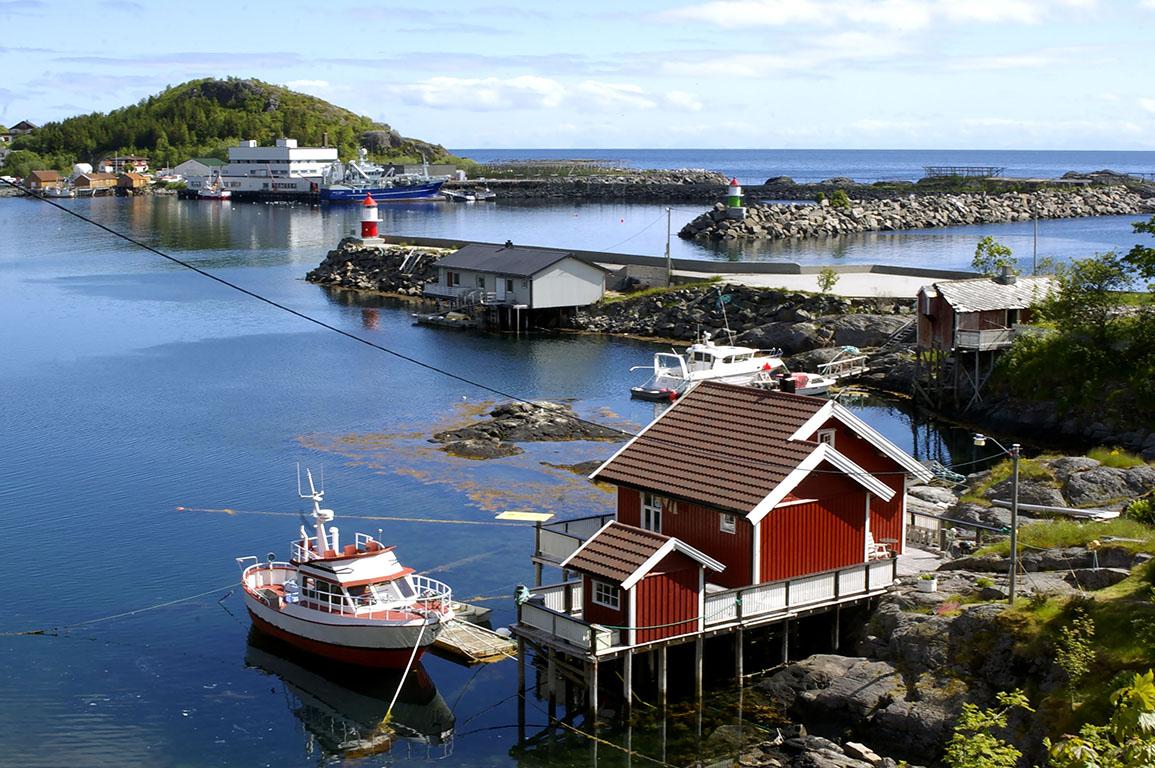 Norweskie archipelagi: Lofoty i Vesteraalen