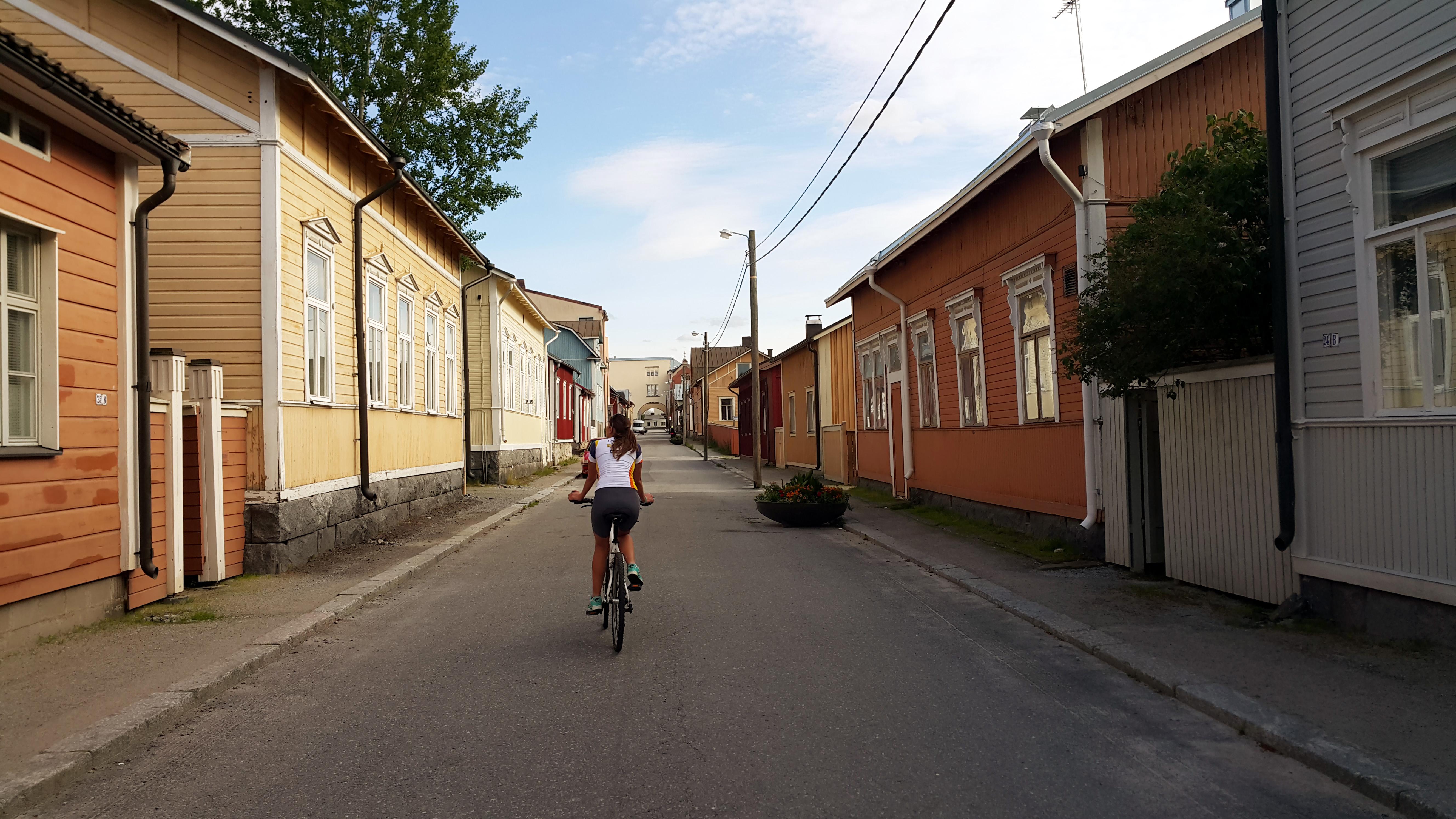 Jakobstadt 1, Finlandia