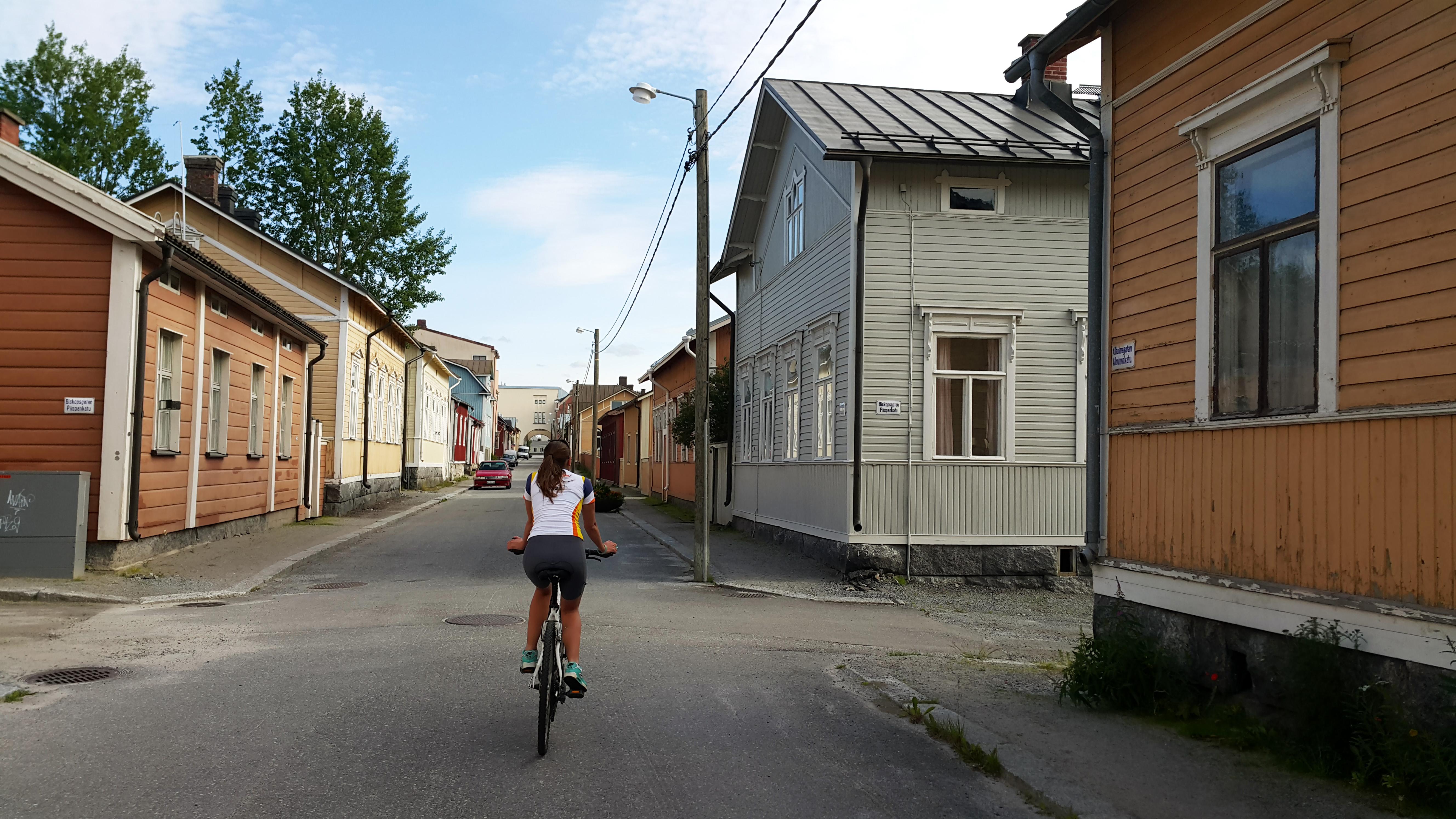 Jakobstadt, Finlandia