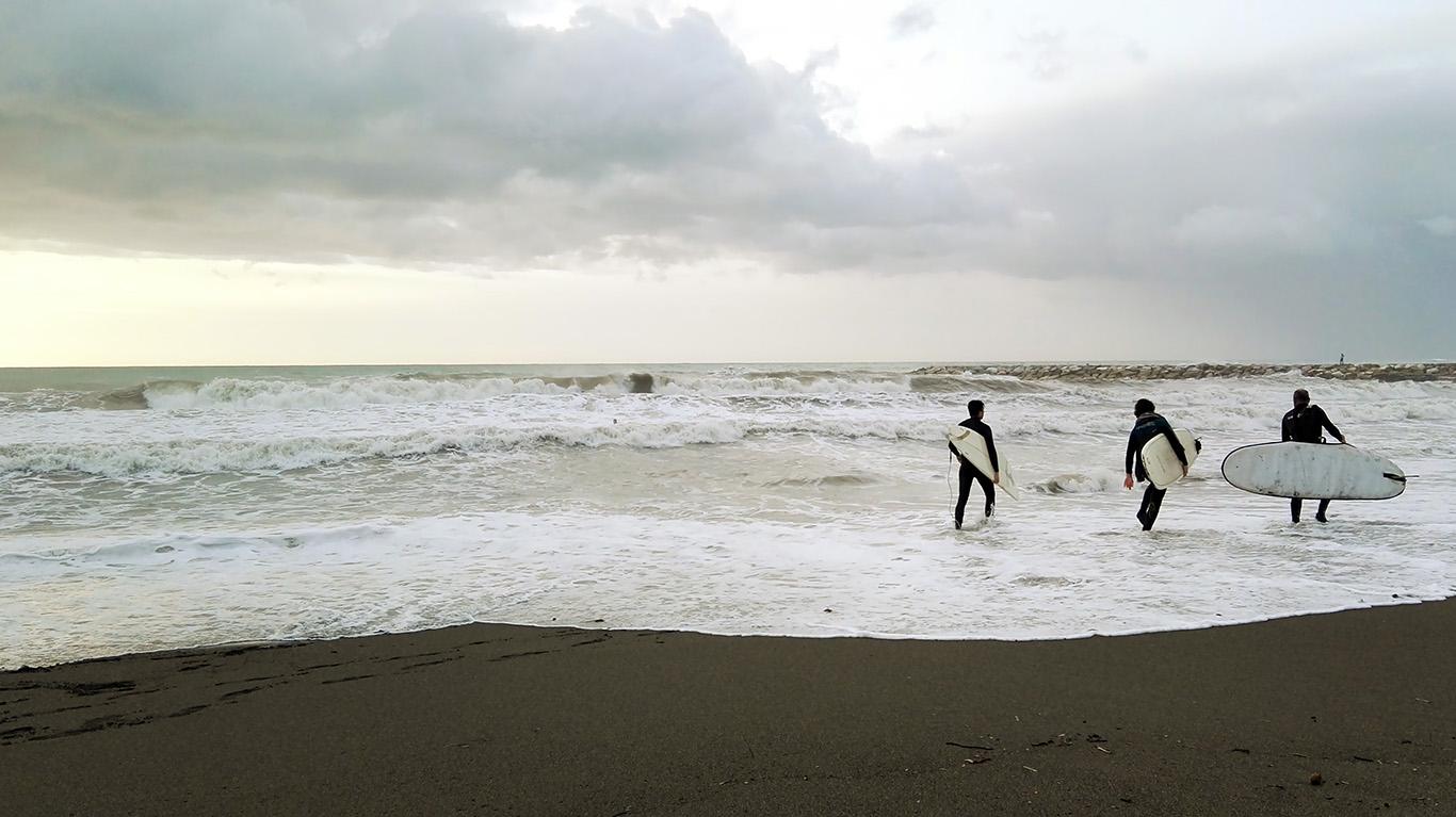 Wybrzeże Toskanii – dwie Mariny i Castiglione della Pescaia