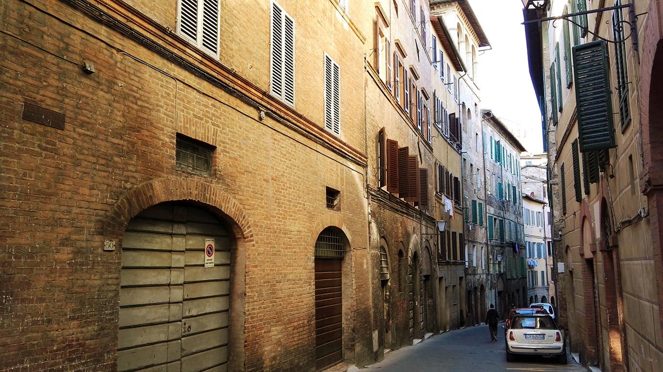 Parcheggio Il Fagiolone, Siena