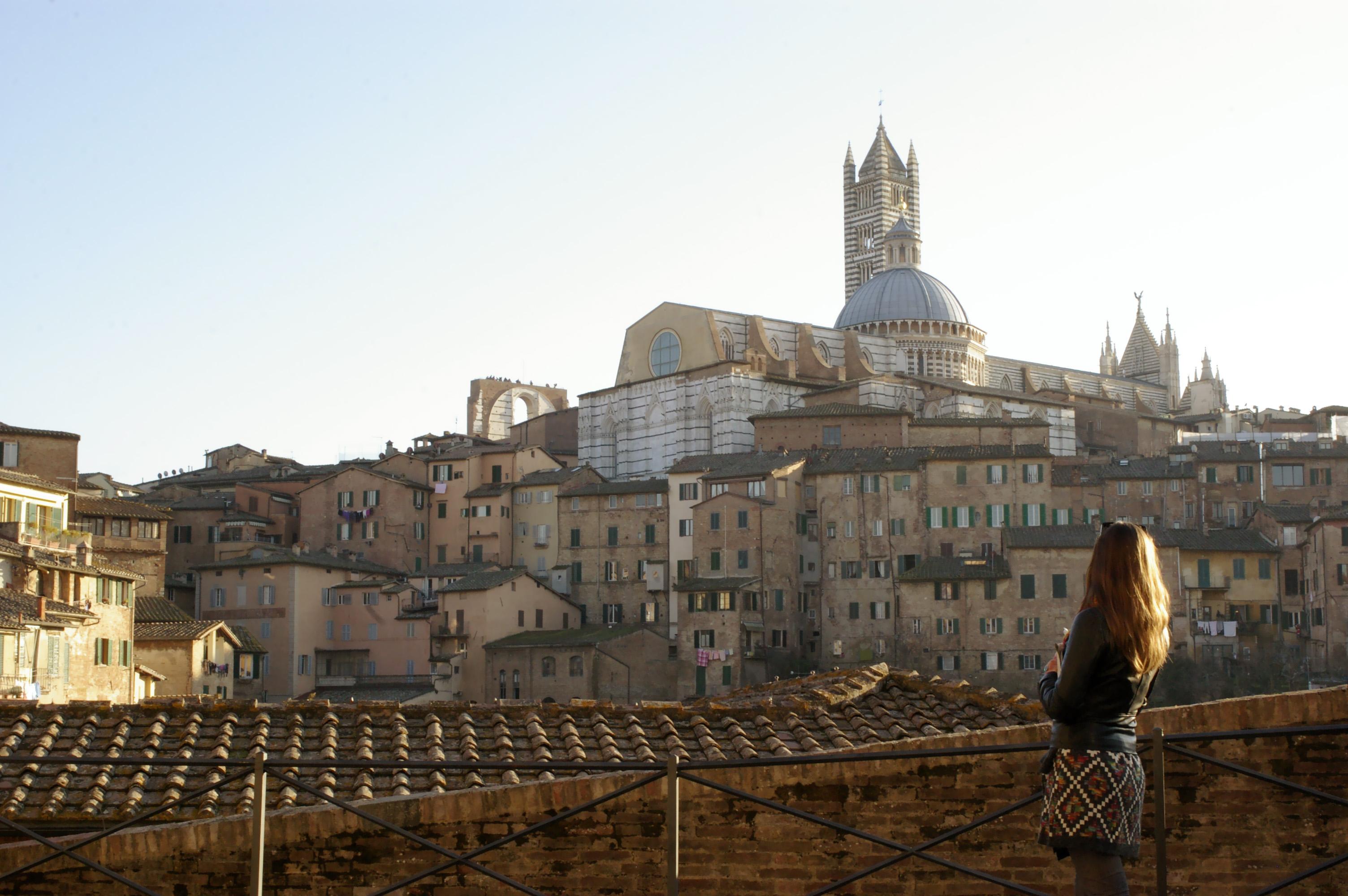 Toskania w swetrze – czy warto zimą? Część I: Lucca, Piza, Siena.