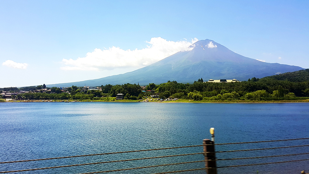 Fuji-san, czyli wspinaczka na wulkan