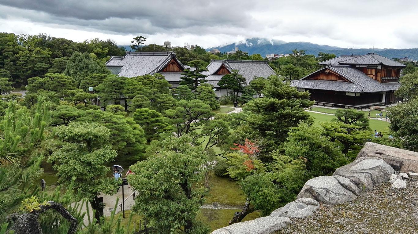 Kioto warstwa po warstwie. Lipiec 2016