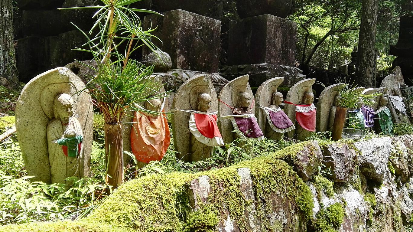 Na domówce u mnicha. Koya-san, Japonia.