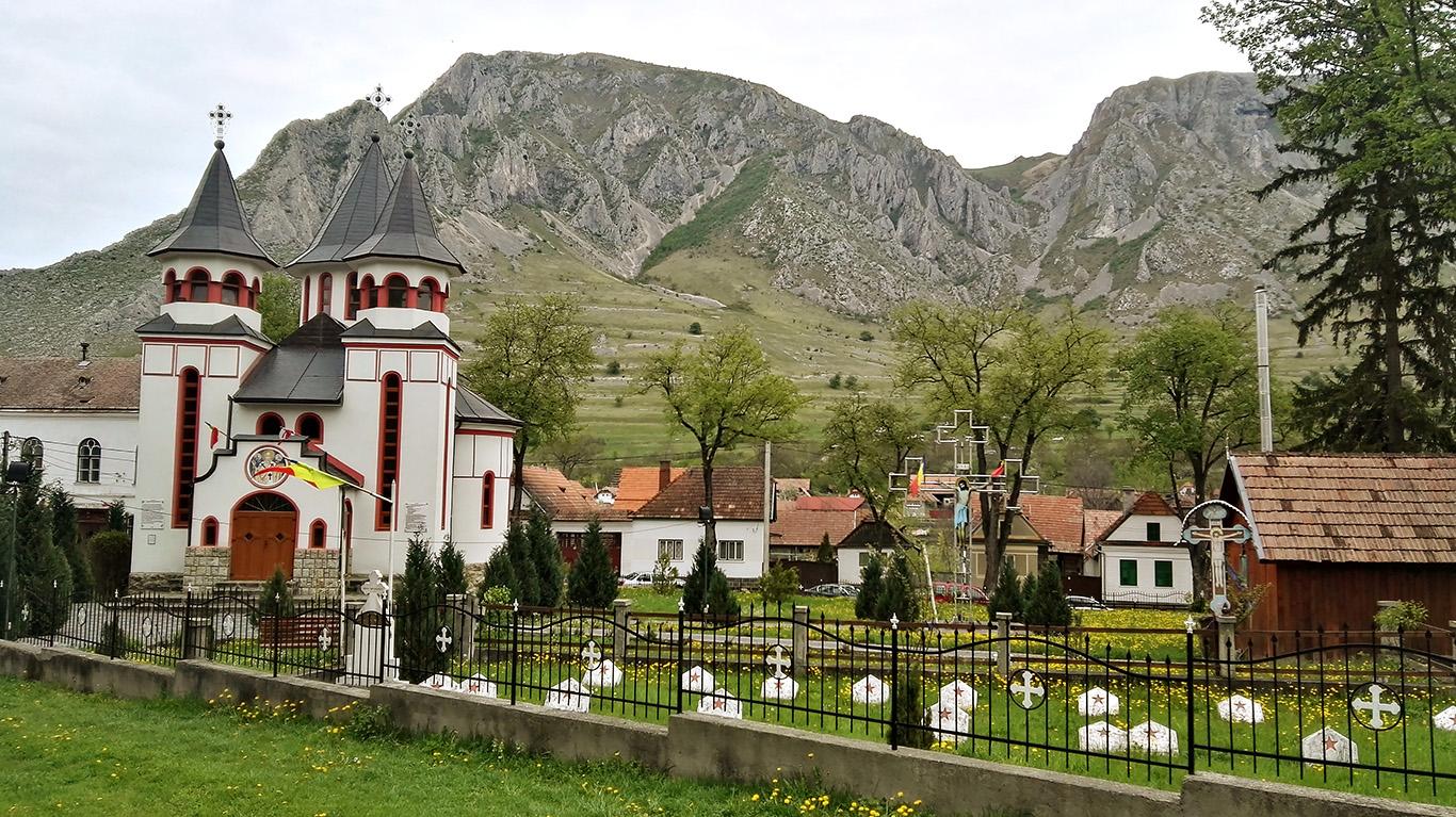 Rimetea, Rumunia