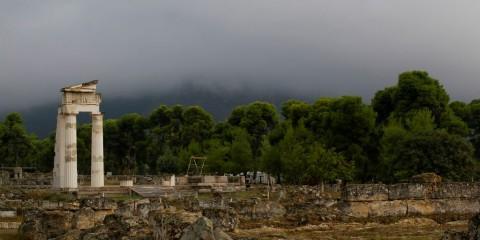 Asklepiejon w Epidauros, Peloponez