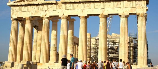Dwie stolice Grecji po dwóch stronach Kanału Korynckiego