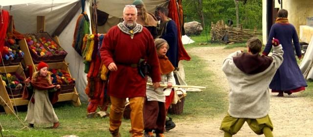 Na chacie u Wikingów, czyli ostatnie dni w Danii