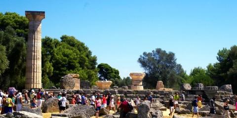 Olimpia, Peloponez