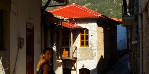 Andritsaina, Peloponez, Grecja