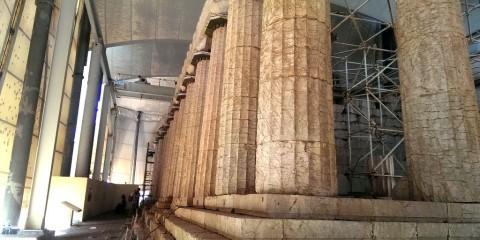 Świątynia Apollona w Bassai, Peloponez