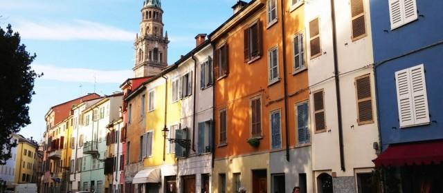 Zawsze chodzi o słońce. Grado, Padwa, Parma.